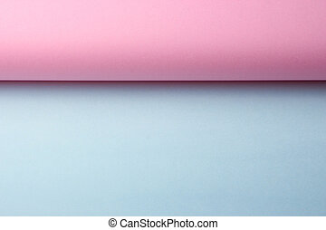 Blank colored paper background