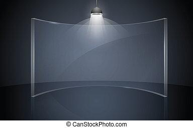 Blank Display Board