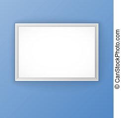blank frame