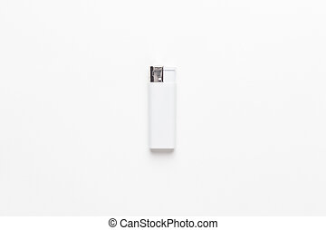blank gas sigarette lighter