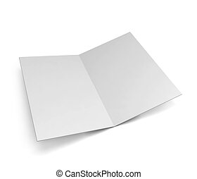 Blank greeting card illustrations and stock art 71572 blank blank greeting card 3d illustration isolated on white m4hsunfo