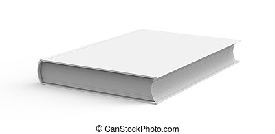blank hard cover book template blank book cover floating in the air