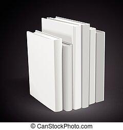 blank hardcover books