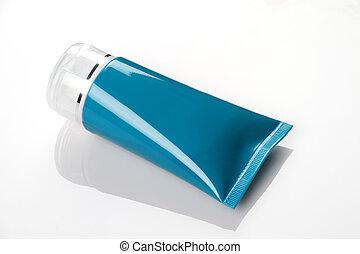 Blank Makeup Tube Cream Pack for Mockups