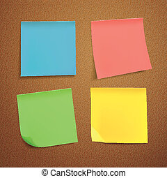 blank note paper set