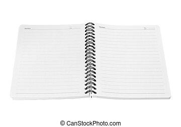 Blank Notebook