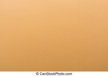 Blank Orange or Brown Cement Concrete Wall Texture Background