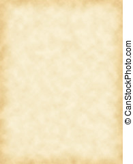 Blank parchment paper - Simulated blank parchment texture...