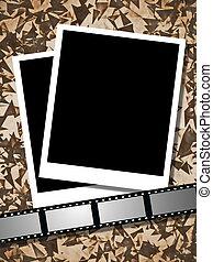blank photo templates