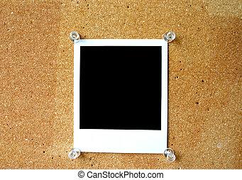 blank polaroid #2