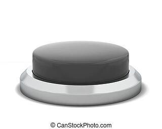 Blank round push button