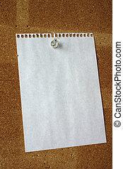 blank sheet #2