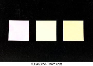 blank sheet of paper with smilie
