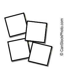 Blank Slides - 35mm - Blank slides