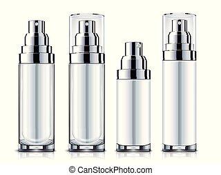 Blank sprays set