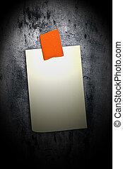 blank sticker