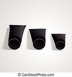 blank tubes set