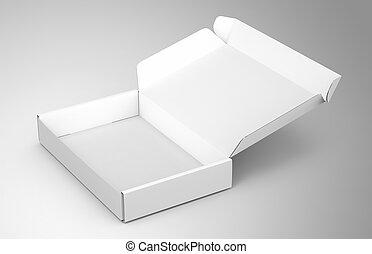 paper box template