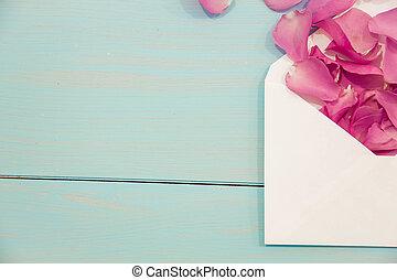Letter envelope and gift on white background invitation blank white post cards empty postcard postcrossing love letter still life stopboris Gallery