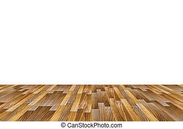 blank wooden floor for your design