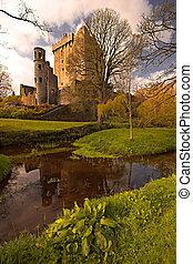 Blarney - Blarney Castle, Co.Cork, Ireland - home to the...