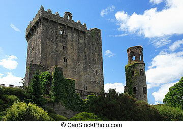 Blarney Castle of Ireland - famous for the Kiss the Blarney Stone tale.