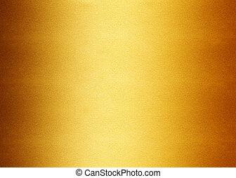 blatt, gold, beschaffenheit