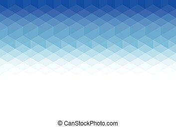 blau blau.eps - Abstract background blue, illustration