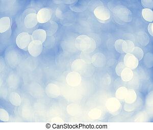 blaue lichter, hintergrund