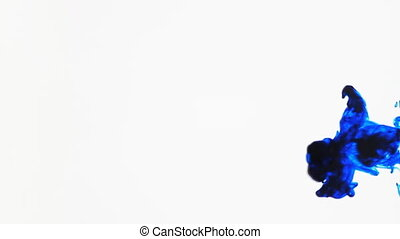blaue tinte