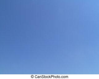 blauer hintergrund, himmelsgewölbe