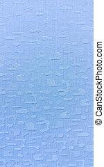 blauer stoff, beschaffenheit, licht