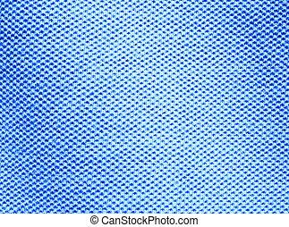 blauer stoff, hintergrund, licht