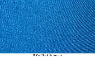 blauer stoff, texture., licht