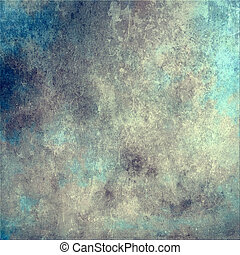 blaues, abstrakt, hintergrund, beschaffenheit