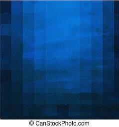 blaues, beschaffenheit, hintergrund