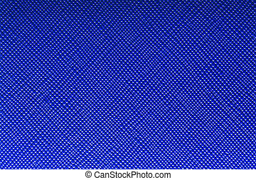 blaues, beschaffenheit, künstlich, hintergrund., tief, leatherette