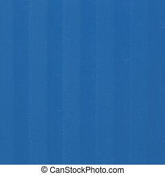 blaues, beschaffenheit, plastik, hintergrund, gestreift, oder