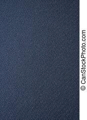 blaues, beschaffenheit, stoff, hintergrund