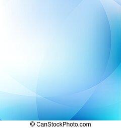 blaues, dynamisch, hintergrund