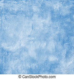 blaues, gemalt, hintergrund