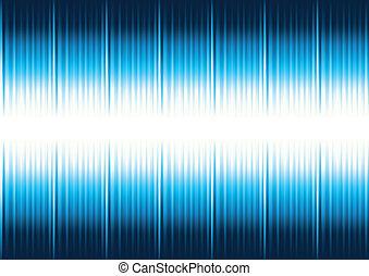 blaues, gestreifter hintergrund