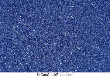 blaues, gummi, schäumte