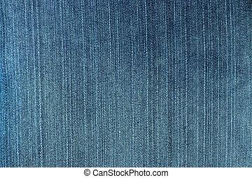 blaues, höhlen jeans, texture.
