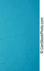 blaues, -, leatherette, hintergrund, senkrecht