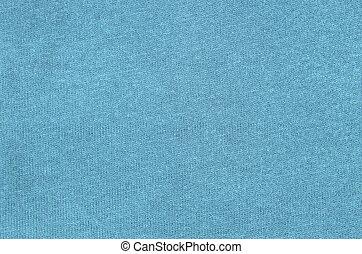 blaues licht, hintergrund, beschaffenheit, tuch