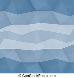 blaues, poppig, hintergrund
