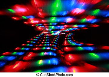 blaues, rosa, bunte, abstrakt, flecke, farbe, hell, hintergrund, schwarz, grün, freezelight, rotes