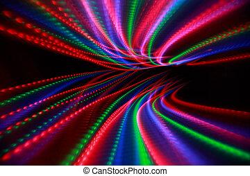 blaues, rosa, bunte, abstrakt, linien, farbe, hell, hintergrund, schwarz, grün, freezelight, rotes