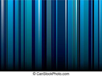 blaues, tapete, streifen